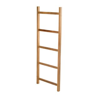 Towel 5' Decorative Ladder by Wrought Studio