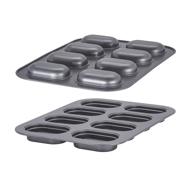 Fillables Non-Stick Mini Loaf Cake Pan by Baker's Advantage