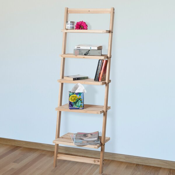 Ladder Bookcase By Lavish Home