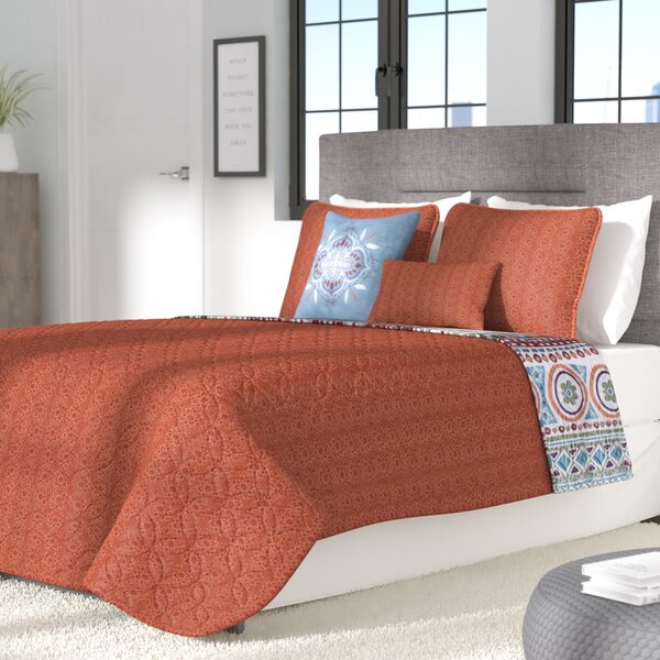 Blagg Reversible Quilt Set by Mercury Row