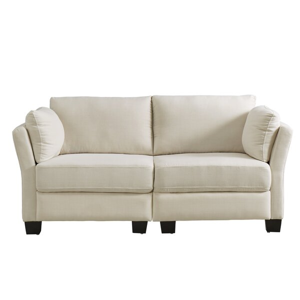 Doggett Loveseat by Charlton Home