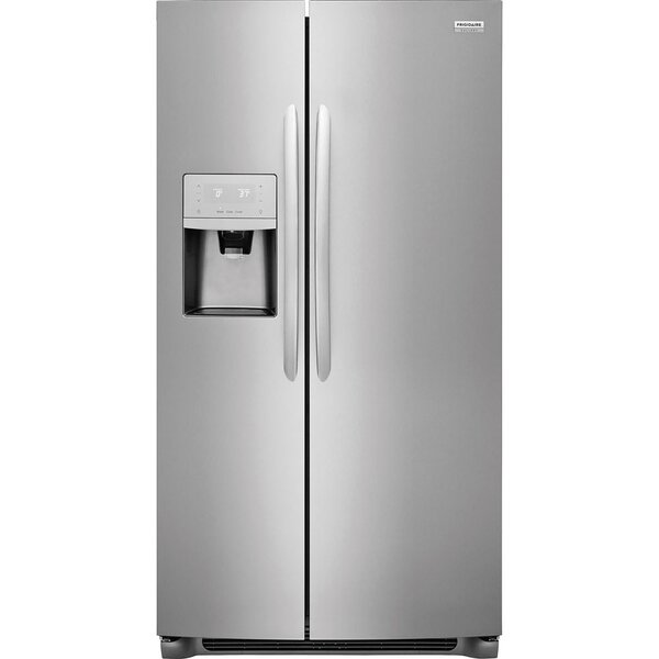 25.5 cu. ft. Side By Side Refrigerator by Frigidaire