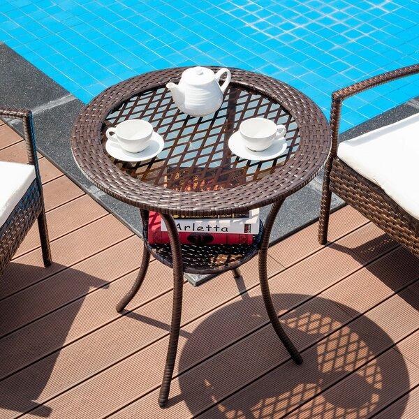 Leeper Coffee Table by Ebern Designs