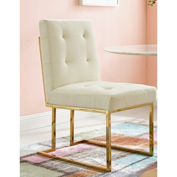 Privy Upholstered Dining Side Chair By Willa Arlo Interiors