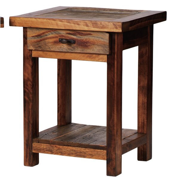 Jaramillo™ Nightstand by Loon Peak