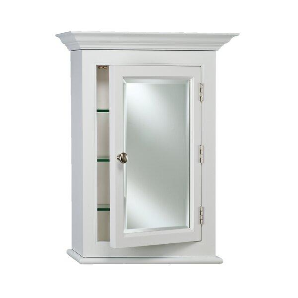 Wilshire I 22 x 27 Medicine Cabinet by Afina