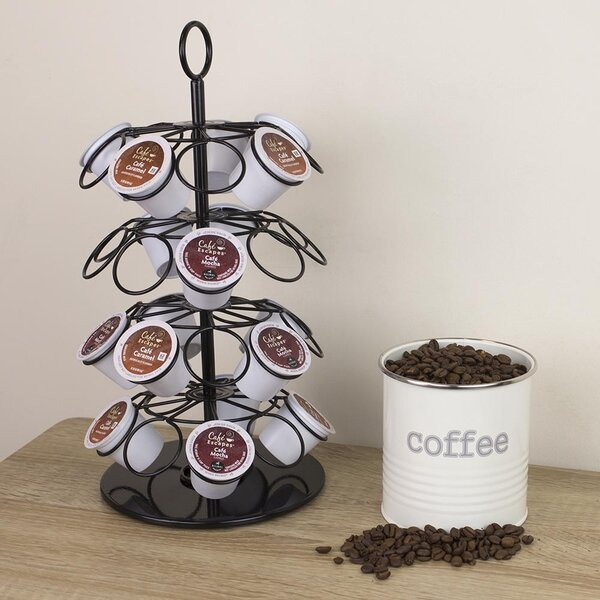 36-Pod Coffee Pod Carousel by Home Basics