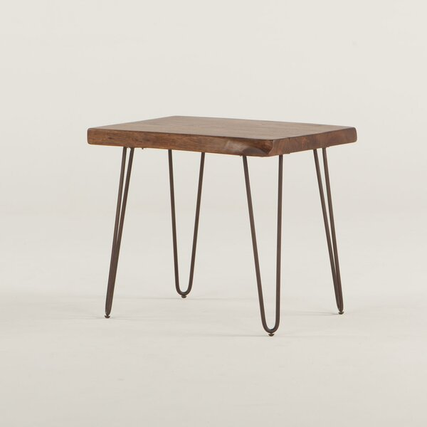 Allred End Table by Union Rustic