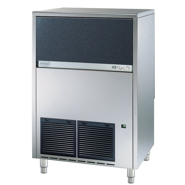 200 lb. Daily Production Freestanding Ice Maker by Brema
