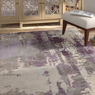 Find a Fleishman Hand-Tufted Pumice Stone/Brindle Area Rug By Bloomsbury Market