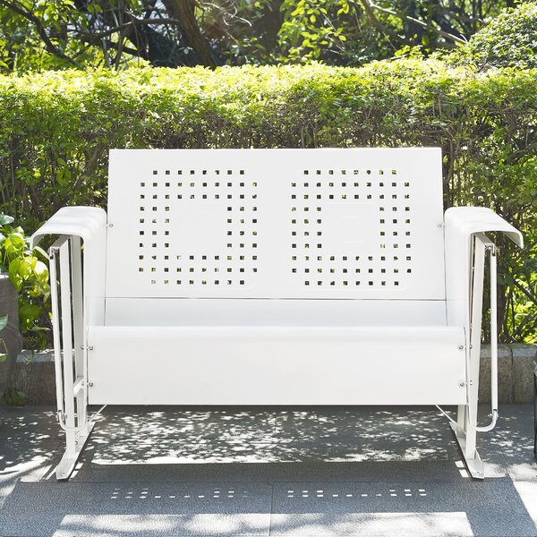 Kishore Glider Bench by Red Barrel Studio