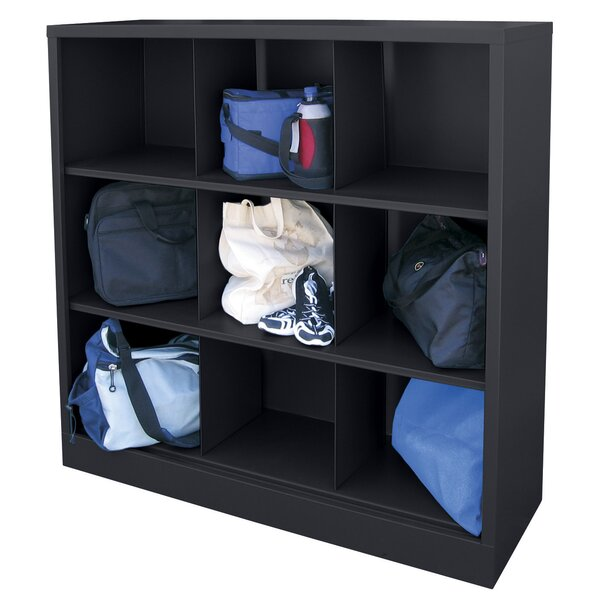 Organizer 9 Compartment Cubby by Sandusky Cabinets