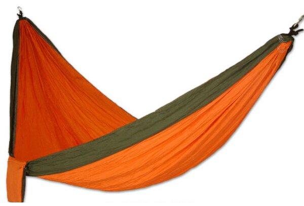 Dreams Parachute Nylon Camping Hammock by Novica