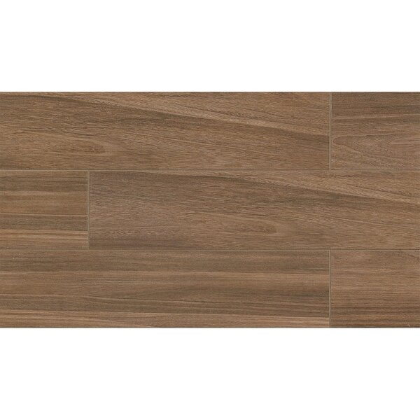 Austin 8 x 24 Porcelain Wood Tile in Woodcliff by Grayson Martin