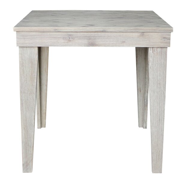 Gammon Solid Wood Counter Height Pub Table by Gracie Oaks