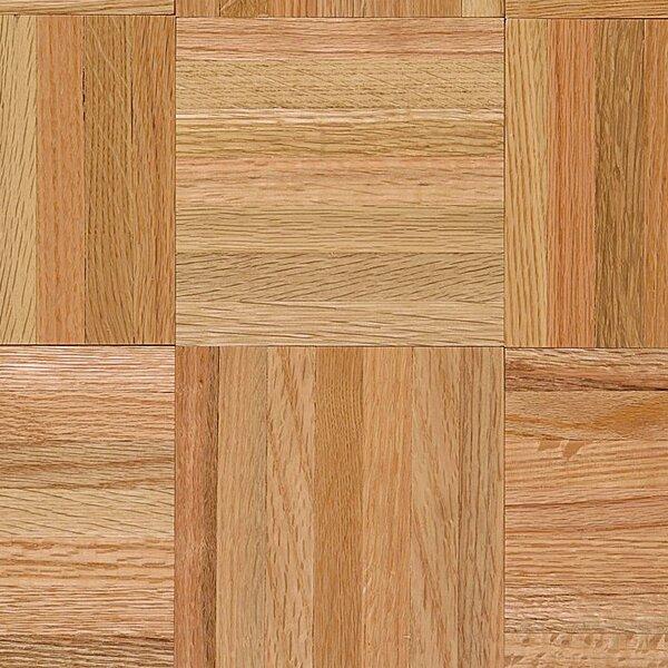 Urethane Parquet 12 Solid Oak Parquet Parquet Hardwood Flooring in Standard by Armstrong Flooring