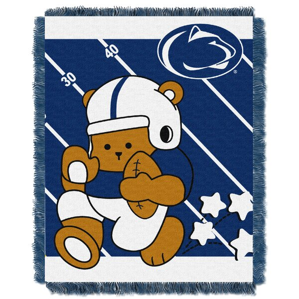Collegiate Penn State Baby Throw by Northwest Co.