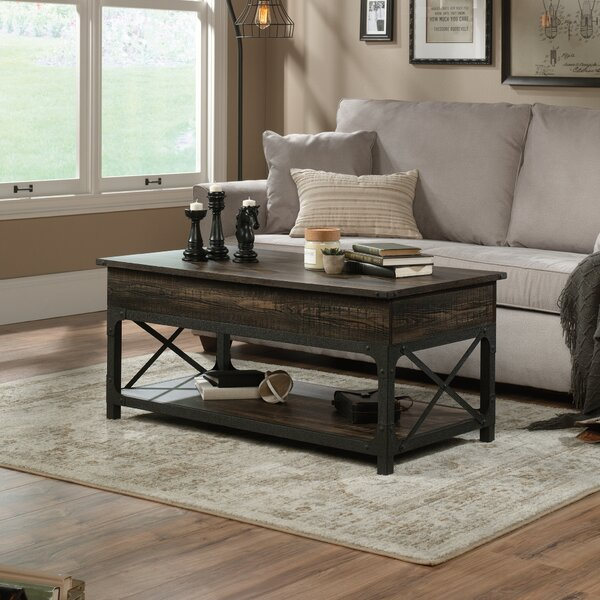Marblehead Lift Top Coffee Table With Storage By Williston Forge