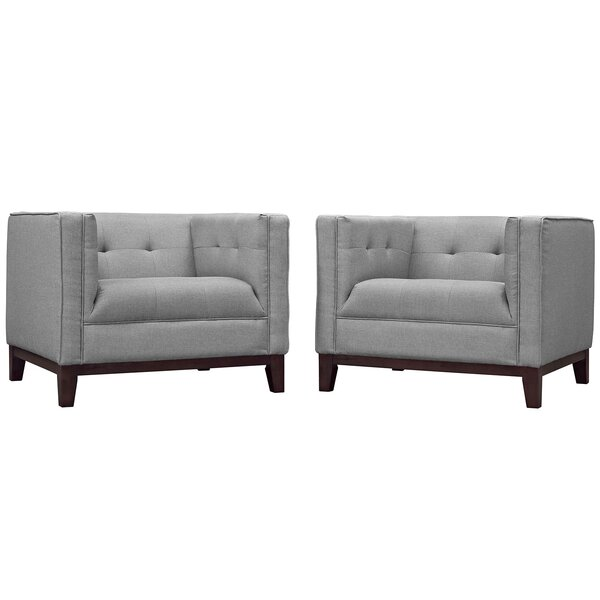Review Tennille Armchair (Set Of 2)