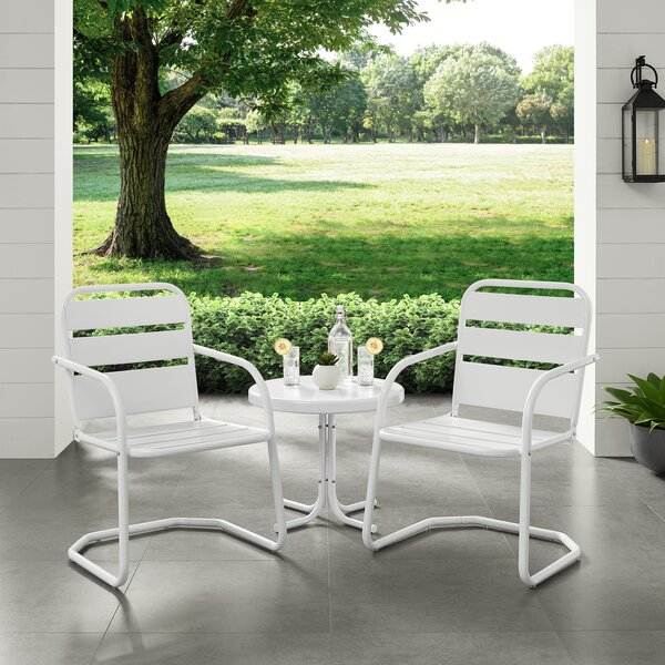 Nazareth 3 Piece Seating Group by Ebern Designs