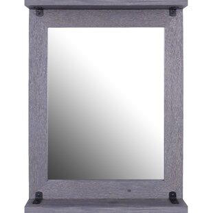 Gracie Oaks Hellam Wall Accent Mirror