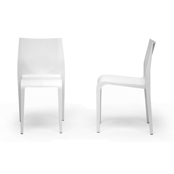 Crowland Dining Chair (Set of 2) by Orren Ellis