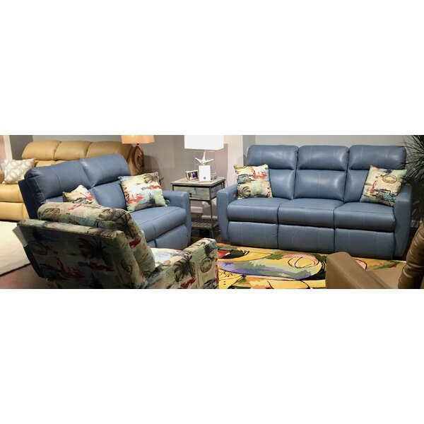 Knockout 2 Piece Reclining Living Room Set by Southern Motion