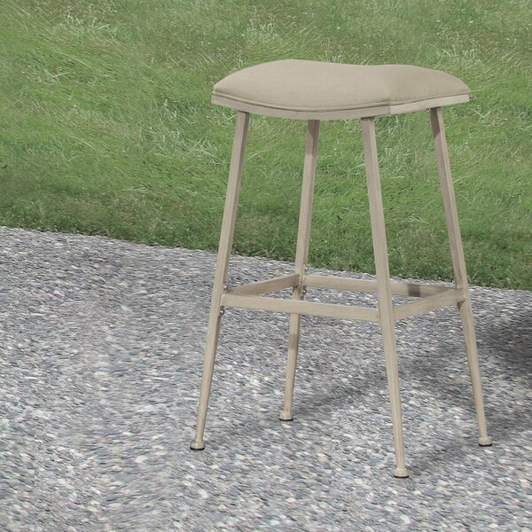 Imane 30 Indoor/Outdoor Patio Bar Stool by August Grove