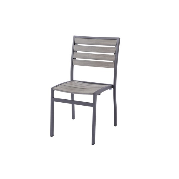 Mason Stacking Patio Dining Chair by Madbury Road