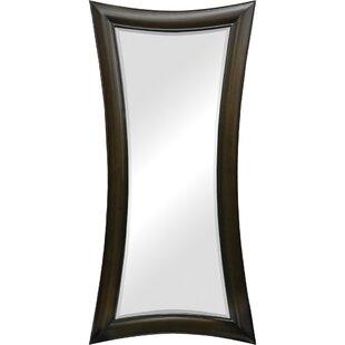 Brayden Studio Wood Framed Rectangular Wall Mirror