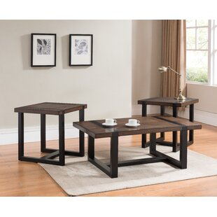 Krick 2 Piece Coffee Table Set