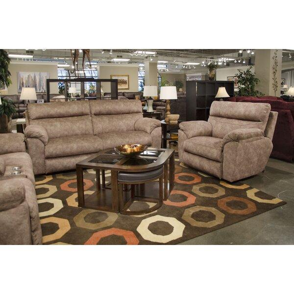 Sedona Reclining Configurable Living Room Set By Catnapper