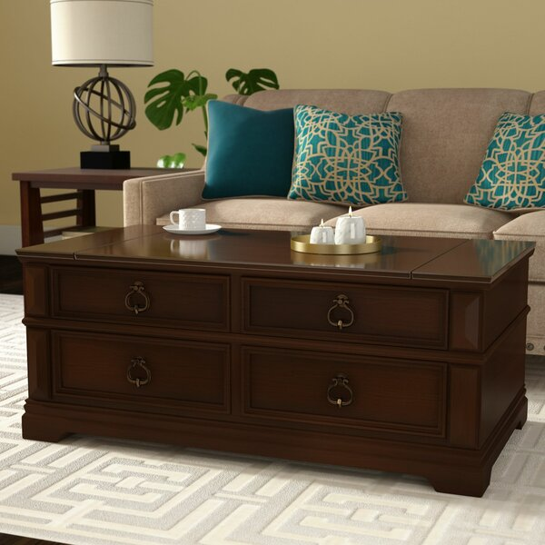 Parthena Lift Top Coffee Table by Darby Home Co