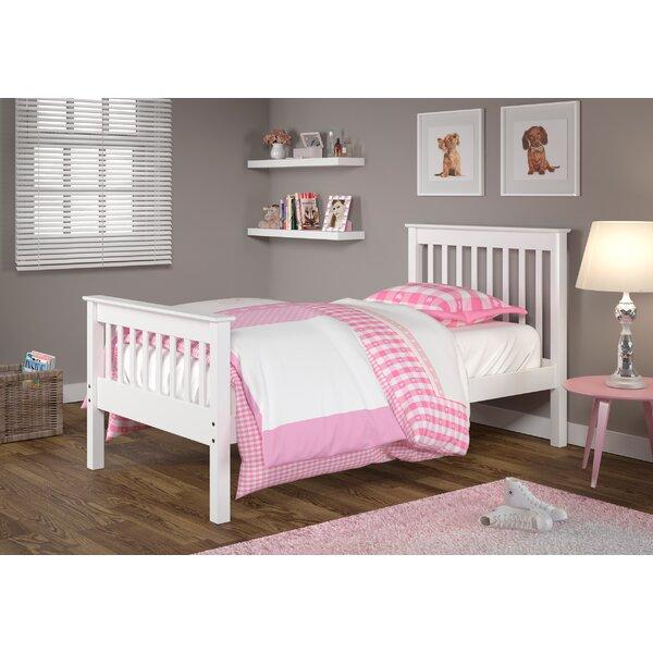 Cloey Twin Slat Bed by Harriet Bee