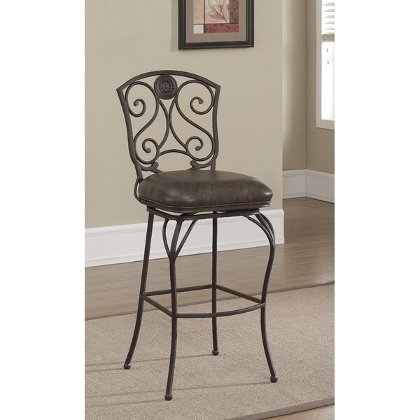 Canterbury 26 Swivel Bar Stool by American Heritage