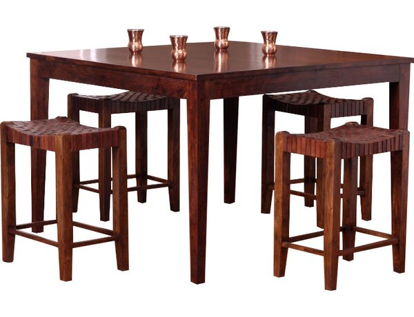 Gambino Counter Height Dining Table by Bloomsbury Market