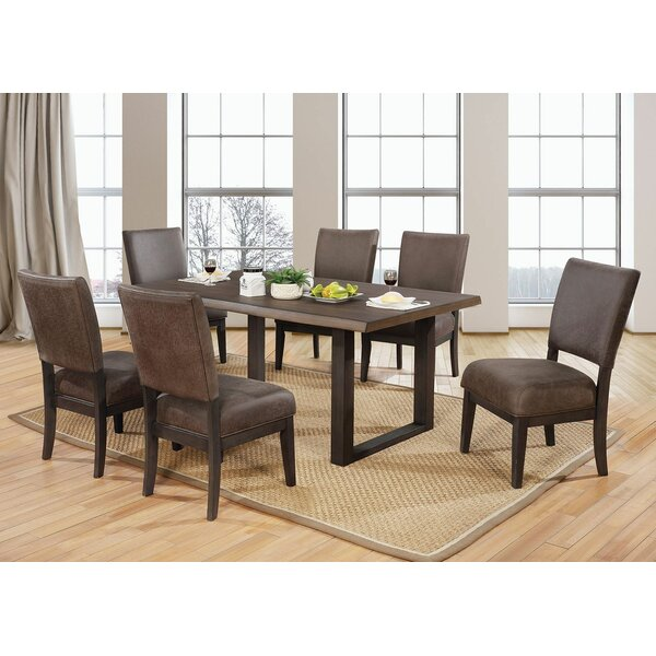 Lorri 7 Piece Dining Set by Gracie Oaks