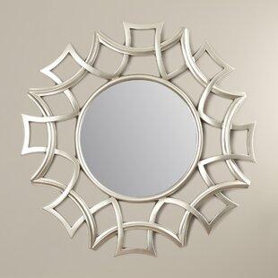 Willa Arlo Interiors Brylee Traditional Sunburst Mirror