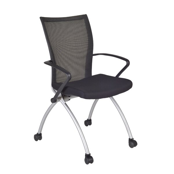 Apprentice Mesh Guest Chair by Regency