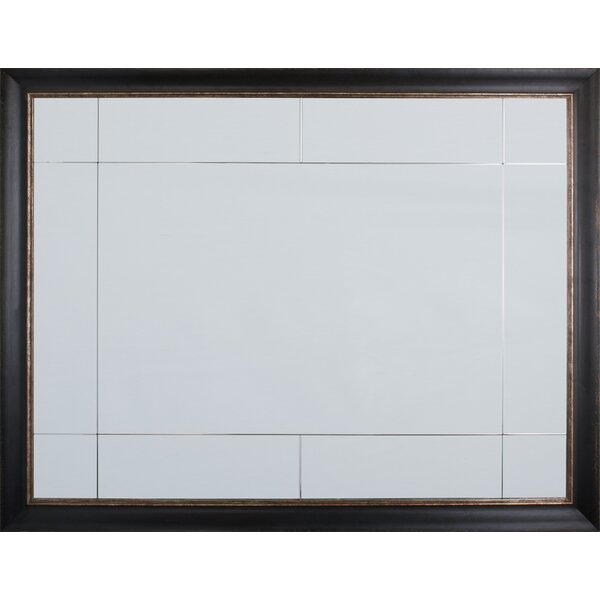 Eleven Panel Etched Mirror by Mirror Image Home