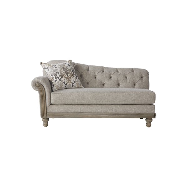 Ogallala Upholstery Chaise Lounge By Ophelia & Co.