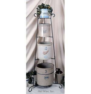 Best Multi-Tiered Plant Stand By J & J Wire