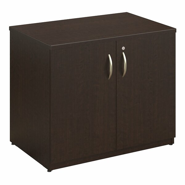 Series C Elite 2 Door Storage Cabinet by Bush Business Furniture