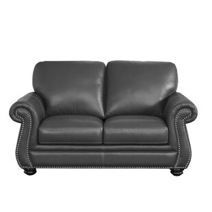 Fairdale Leather Loveseat