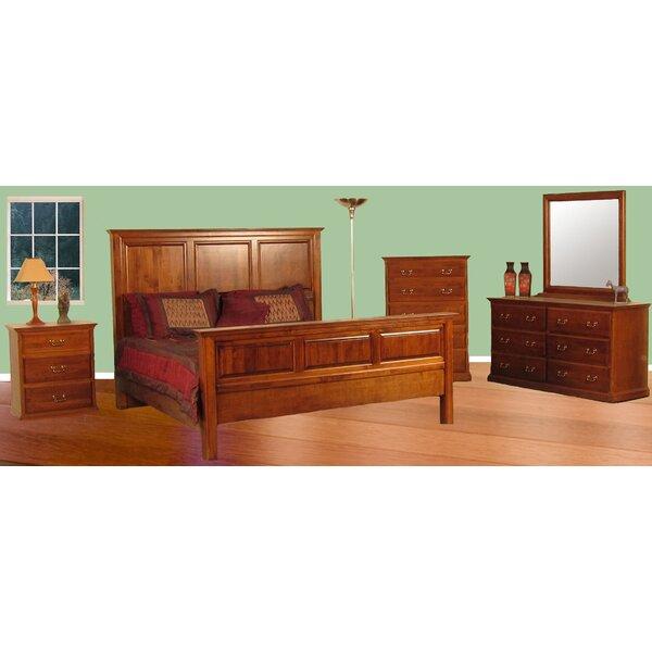 Lacluta Eastern King Panel Configurable Bedroom Set by Loon Peak