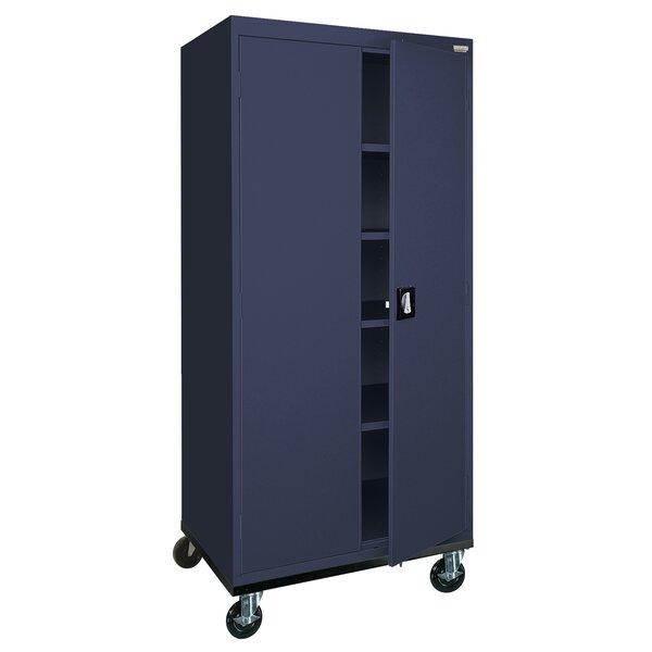 Transport 2 Door Storage Cabinet by Sandusky Cabinets