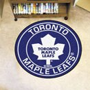 NHL - Toronto Maple Leafs Roundel Mat by FANMATS