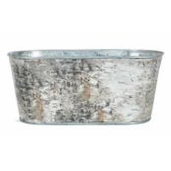 Gracie Oaks Amerigo Metal Pot Planter Reviews Wayfair