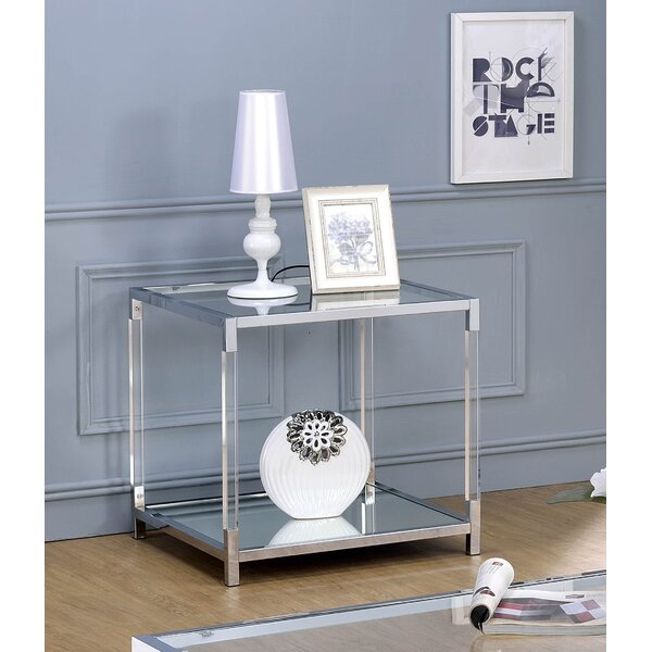 Bullington End Table by Orren Ellis
