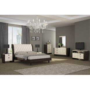Hailee Platform 4 Piece Bedroom Set By Orren Ellis